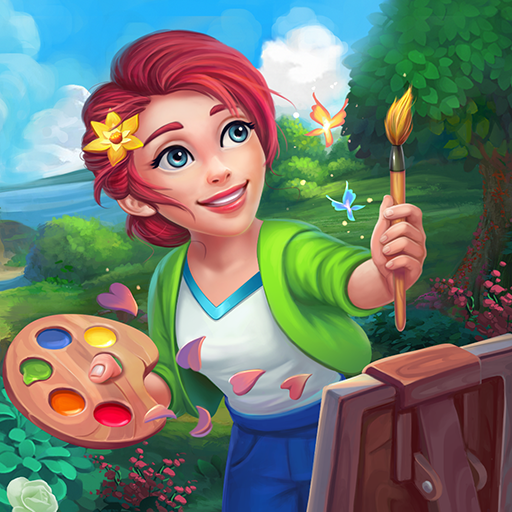 Gallery: Coloring Book by Number & Home Decor Game