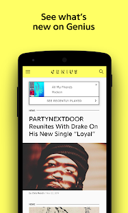 Genius Song Lyrics More Apps On Google Play You can choose a musical genre or artist to inspire your creation, then you. genius song lyrics more apps on