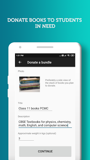 BookSyndy - Find and sell used books in your area  screenshots 6
