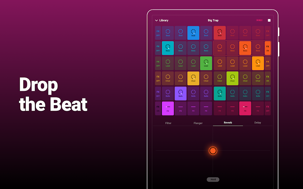 Groovepad - Music & Beat Maker  poster 13