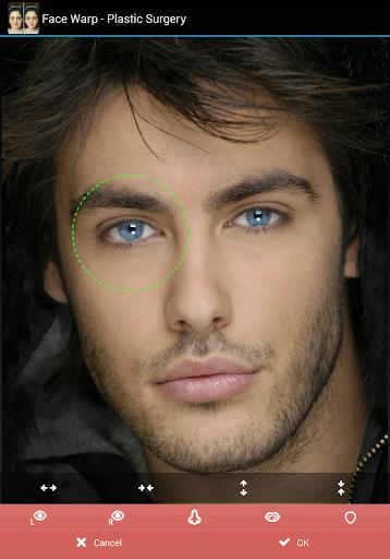 Face Warp - Plastic Surgery apktram screenshots 10