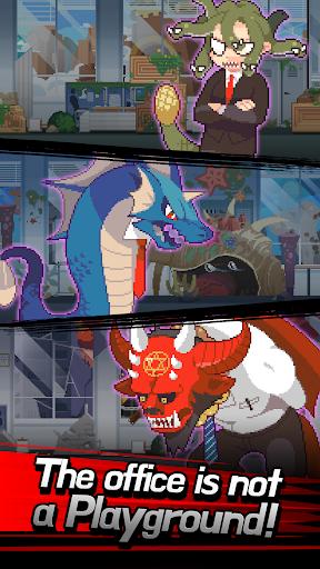 Dungeon Corporation VIP: An auto-farming RPG game!  screenshots 13