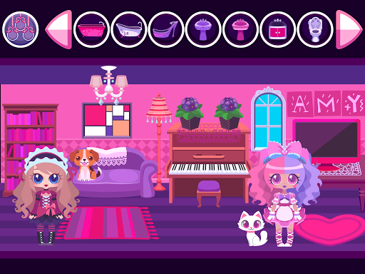My Doll House - Make and Decorate Your Dream Home screenshots 8
