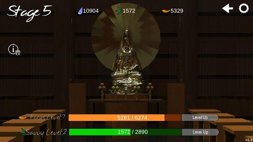 the zen garden - idle relaxing game screenshot 1