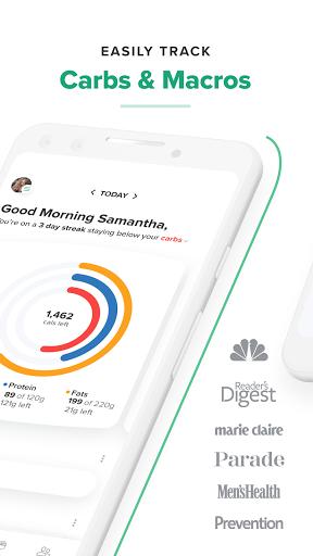 Carb Manager: Keto Diet App & Macros Tracker apktram screenshots 10