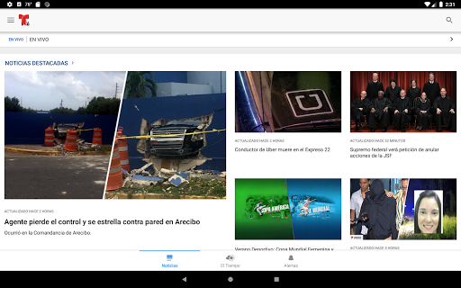 Telemundo Puerto Rico 6.14 Screenshots 7