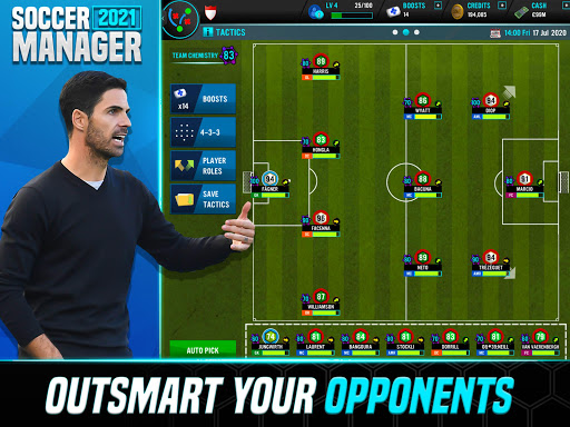 Soccer Manager 2021 - Football Management Game 1.1.3 screenshots 10