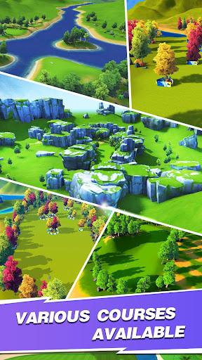 Code Triche Disc Golf Rival (Astuce) APK MOD screenshots 4