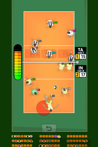 Spike Masters Volleyball 5.2.5 screenshots 14