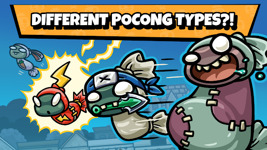 Image For Jumping Zombie: Pocong Buster King   PoBK Versi 1.6.3.0 14
