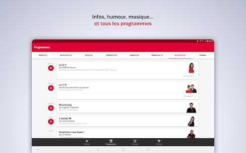 France Inter - radio, podcasts, actu  Screenshots 9