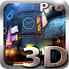 Futuristic City 3D Pro lwp - Androidアプリ
