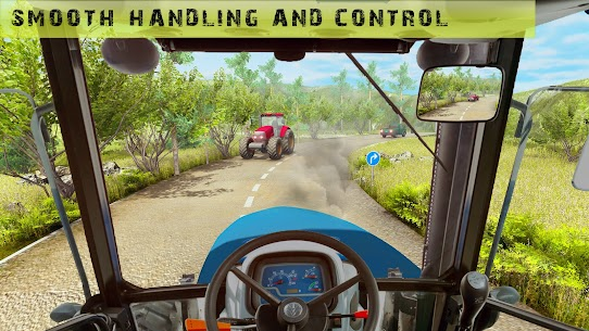Real Tractor Driver Simulator 2021 Up Hill Farming Apk Download 3