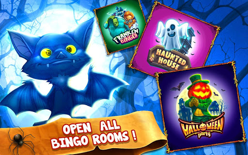 Halloween Bingo - Free Bingo Games 7.19.0 screenshots 6