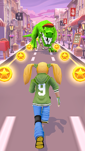 Angry Gran Run – Running Game Full Apk İndir 4