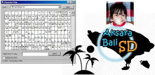 Aksara Bali Sd Aplikasi Di Google Play