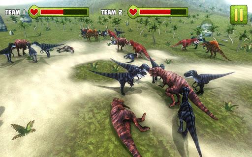 Jurassic Battle Simulator 3D  screenshots 14