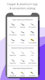 Cable Lugs – Catalog 2.0 Mod APK (Unlimited) 1