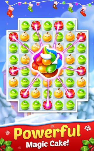 Cake Smash Mania - Swap and Match 3 Puzzle Game  screenshots 11