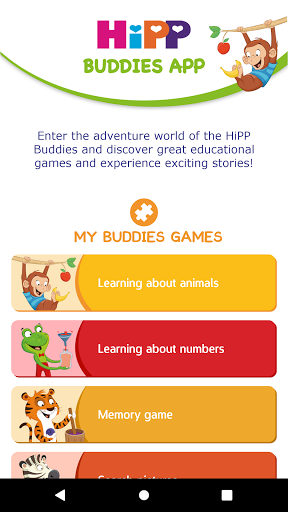 HiPP Buddies App 2.5.0 screenshots 1