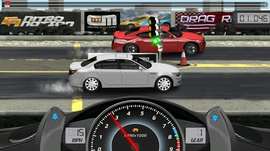 Download Drag Racing Mod APK 2021 [Unlimited Money/Unlocked & RP] 7