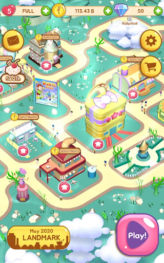 Kiko: Lola Bakery - Puzzle & Idle Store Tycoon  screenshots 14