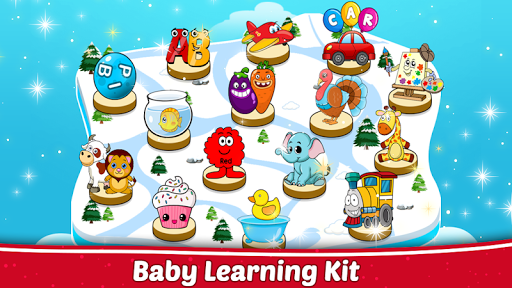 Baby Games: Toddler Games for Free 2-5 Year Olds apkmr screenshots 2
