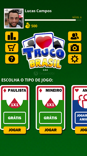 Truco Brasil - Truco online apkdebit screenshots 3