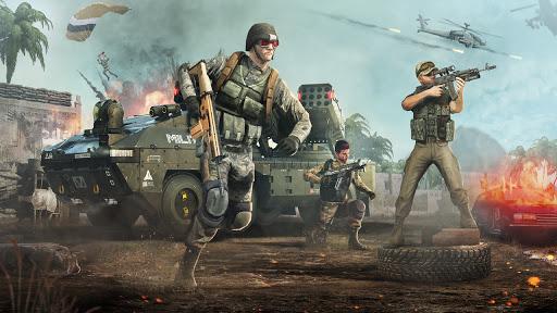 Modern Action Warfare : Offline Action Games 2021  Pc-softi 2