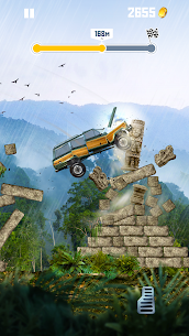 Jump The Car For Android (MOD, Unlimited Money) 4
