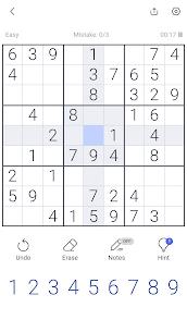 Free Sudoku – Free Sudoku Puzzle, Brain  Number Games Apk Download 2021 1