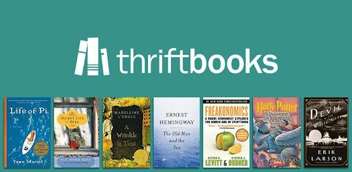 ThriftBooks: New & Used Books - Apps on Google Play