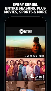 SHOWTIME APK Download For Android 2