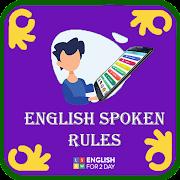 English Spoken Rules