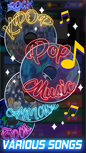 Tap Tap Music-Pop Songs 1.4.8 screenshots 4