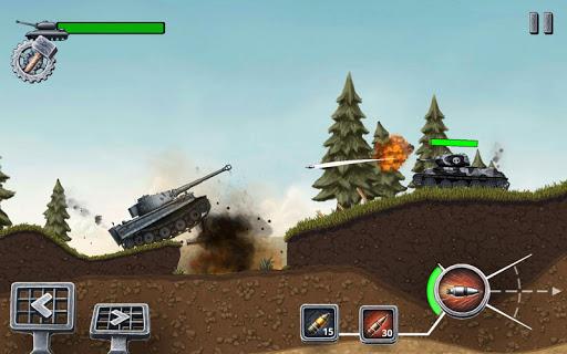 Front Line Hills: Tank Battles  screenshots 9