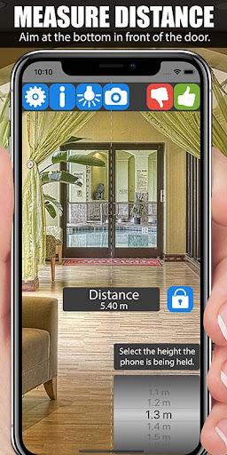 Distance Laser Meter screenshots 1