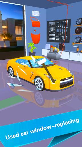 Used Cars Dealer - Repairing Simulator 3D 2.9 screenshots 2