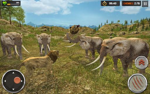 Lion Simulator - Wildlife Animal Hunting Game 2021 1.2.5 screenshots 11