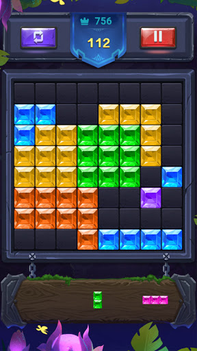 BlockPop- Classic Gem Block Puzzle Game  screenshots 6