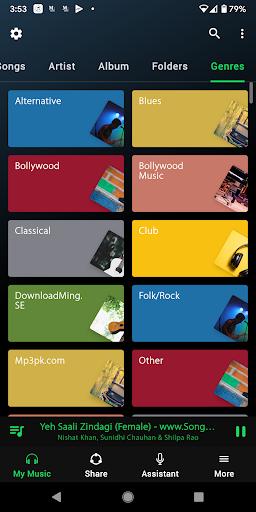 Music Player 1.3.2 Screenshots 3
