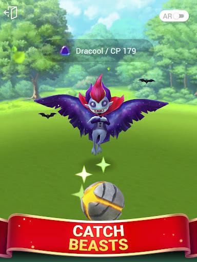 Draconius GO: Catch a Dragon! apkpoly screenshots 7