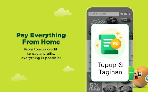 Tokopedia - Bebas Ongkir Screenshot