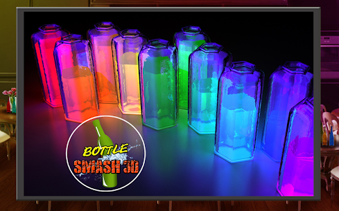 Bottle Smash 3D Hack Game Android & iOS 3
