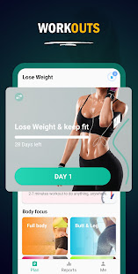 Lose Weight For Women & Water Tracker