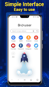 Browser for Android 1.9.2 Android APK Mod Newest 2