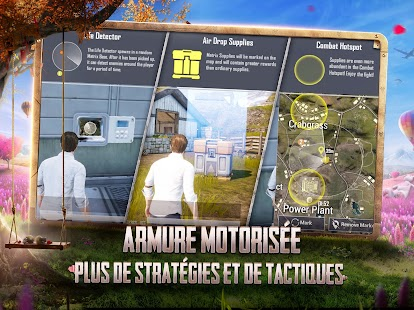PUBG MOBILE - DREAM TEAM Capture d'écran