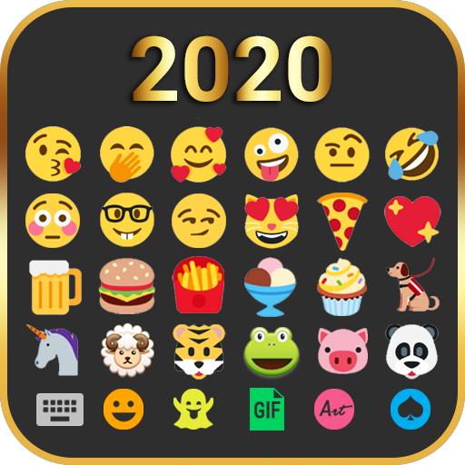Baixar Emoji Keyboard Cute Emoticons - Theme, GIF, Emoji