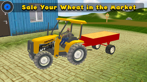 Tractor Farming Driver : Village Simulator 2020 2.3 screenshots 16