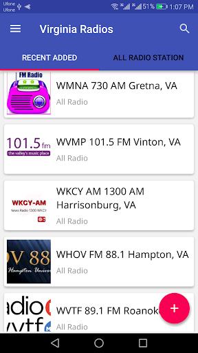 Virginia All Radio Stations screenshots 3